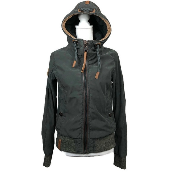 Naketano Rulpsen Schmatzen Hooded Jacket SZ Sm